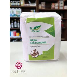 Mąka kasztanowa BIO 250g Bio Planet